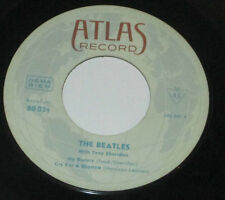 "7""/THE BEATLES/SHERIDAN/THE SAINTS/WHY/MY BONNIE/CRY FOR A SHADOW/Atlas 80031"