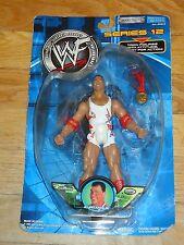 2001 WWF WWE Jakks Kurt Angle MIP Wrestling Figure TNA Impact Olympian