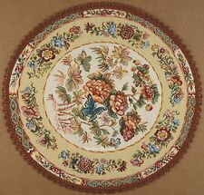 """22"""" DECORATIVE TAPESTRY TABLE RUNNER / PLACE MAT Oriental Motif EUROPEAN ACCENT"""