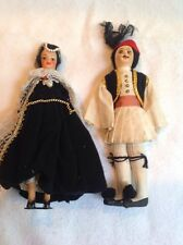 WONDERFUL Vintage Lot of Greek and French Wedding Dolls From The 1960's