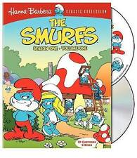 The Smurfs - Season 1, Volume 1 (DVD, 2008, 2-Disc Set)
