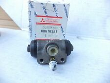 n°d406 lot cylindre roue mitsubishi colt space runner galant mb618981 neuf
