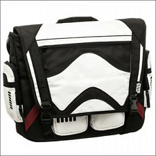 Star Wars 7 The Force Awakens Storm Trooper Mask Laptop Messenger Backpack Bag