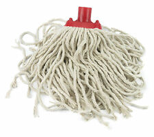 Heavy Duty Cotton Yarn Mop Head Fits Traditional Broom Handles Kitchen Standard
