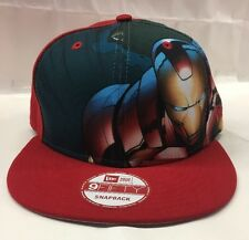 Marvel Iron Man New Era 9 Fifty Snapback