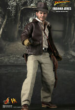 HOT TOYS 1/6 INDIANA JONES DX05 RAIDERS OF THE LOST ARK MASTERPIECE FIGURE