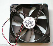 Brushless DC Cooling Fan 7 Blade 12V 140mm x 140mmx25mm