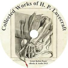 H P Lovecraft Audiobook Collection on 11 Audio CDs Unabridged Fiction Free Ship