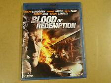 BLU-RAY / BLOOD OF REDEMPTION ( DOLPH LUNDGREN, VINNIE JONES, ROBERT DAVI... )