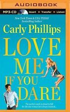 Most Eligible Bachelor: Love Me If You Dare 2 by Carly Phillips (2015, MP3...
