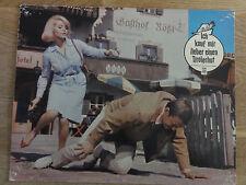 Aushangfoto ICH KAUF MIR LIEBER EINEN TIROLERHUT Hannelore Auer Gus Backus 1965