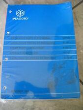 """617671 CATALOGO PARTI DI RICAMBIO  PIAGGIO """"BEVERLY 500"""" PRIMA SERIE"""