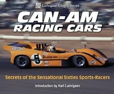 Can Am Racing Cars Secrets of the 60s