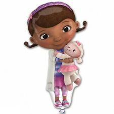 "35"" Doc McStuffins Birthday Party SuperShape Mylar Foil Balloon"