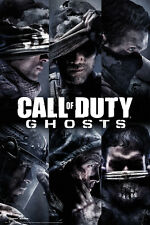 Call Of Duty Ghosts Profiles Maxi Poster FP3130 - 61x91.5cm Free UK Postage