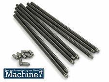 Classic VW Beetle Pushrods, 3/8inch, Chromoly, Cut to length, 270mm, Set of 8