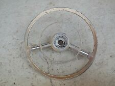 Porsche 356 A Original Steering Wheel