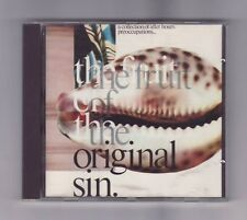(CD) The Fruit Of The Original Sin - V/A / Import / IPCD 72002 / Durutti Column