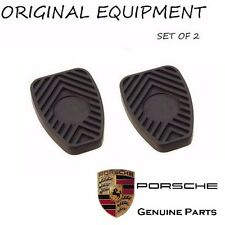 NEW Porsche 356 911 930 Brake/Clutch Pedal Pad Set of 2  914 423 210 00