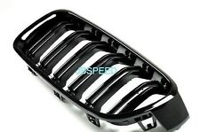 BMW DUAL SLAT GLOSS BLACK GRILLS KÜHLERGRILL FOR F80 M3/F82 M4 (NO M3/M4 DECALS)