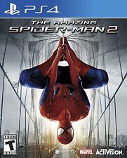The Amazing Spider-Man 2 [PlayStation 4 PS4, Marvel Action, Peter Parker] NEW