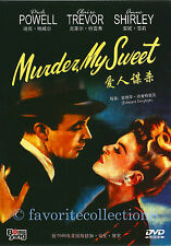 Murder, My Sweet (1944) - Dick Powell, Claire Trevor - DVD NEW