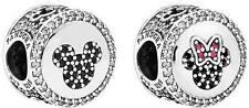 Pandora Mickey & Minnie Limited Edition Sparkling Icon Charm - USB796900