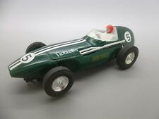 Scalextric C87 Vanwall in Green no5 Mint Boxed
