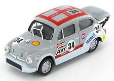 Fiat Abarth 1000 TCR Johann Abt 1970 1:43