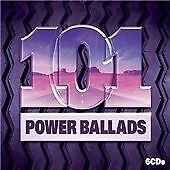 Various Artists - 101 Power Ballads (2008)
