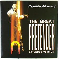 """12"""" Maxi - Freddie Mercury - The Great Pretender - C621 - washed & cleaned"""