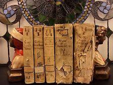1680 John Duns Scotus Medieval Mysticism Philosophy EXISTENCE of GOD Latin 5v SE