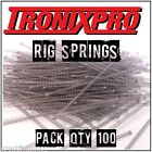 100 x Tronixpro Rig Springs - SRT Springs - Rig Components