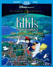 KIKI'S DELIVERY SERVICE (NEW BLU-RAY)