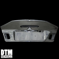 BMW E46 2dr Convertible 00-06 325 330 M3 GTR-S Race Style Trunk Carbon Fiber