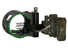 New Extreme Archery 1200 Bone Collector Bow Sight Hardwoods Green Camo 4 (.019)