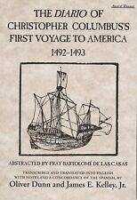 The Diario of Christopher Columbus's First Voyage to America, 1492–1493 (Americ