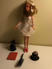 Sabrina the Teenage Witch doll  Salem the Cat 1997