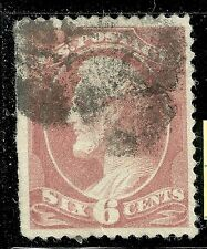 U.S. stamp scott 208 - 6 cent Lincoln issue of 1882
