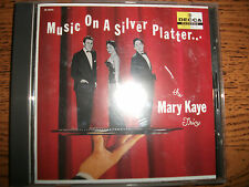 The Mary Kaye Trio-Music On A Silver Platter-2007 Decca-Japan+OBI