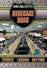 Renegade Road - Bike Rally USA (DVD, 2007) New & Sealed