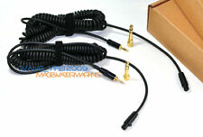 Replacement Coiled Headphones Cable For AKG Q701 K702 K271 K272 K240 K141 K171