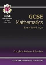 GCSE Maths AQA Complete Revision & Practice with Online Edition - Higher...