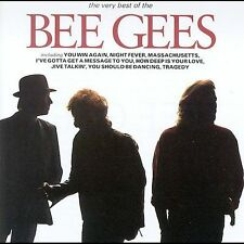 Bee Gees CD Very Best of the Bee Gees FREE SHIPPING