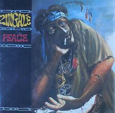 ZINGALE peace ltd. Edition Foldout Sleeve  Vinyl LP NEU