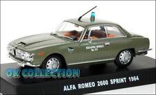 1:43 Polizia italiana / Police - ALFA ROMEO 2600 SPRINT - 1964 _(07)