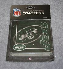 NEW YORK JETS NFL FOOTBALL 6 PACK SPORTS COASTERS