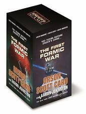 The First Formic War: Formic Wars Trilogy Boxed Set by Orson Scott Card,...