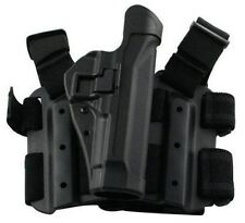 Blackhawk! SERPA LEV 2 Holster Beretta 92/96/M9/M9A1 Black Right Hand 430504BK-R