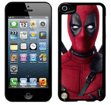 Deadpool case Film fits ipod touch 5 & 6 6th 5th gen cover protective (7) apple